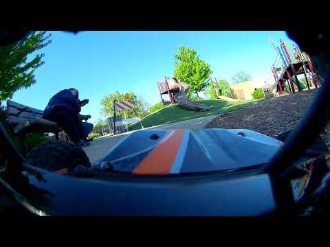 Фото FPV car play lot trial - raw video.