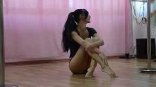 CARAMEL POLE DANCE ODESSA - Plumb- Cut