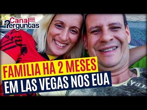 🔴[AO VIVO] Família morando há 2 meses em Las Vegas, EUA ✔