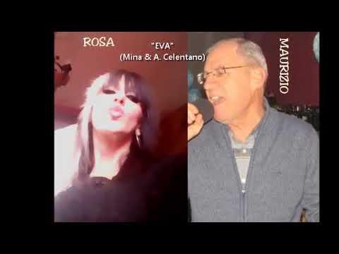 EVA (Mina & A.Celentano) cover Rosa & Maurizio