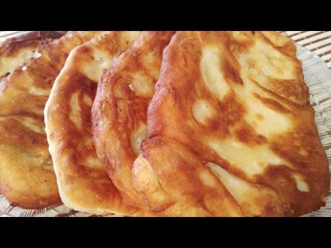 Bakina kuhinja - brze lepinje punjene sirom