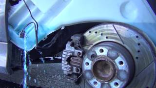 BMW 3 Series Windshield and Headlight Washer Pump DIY Pump Replacement
