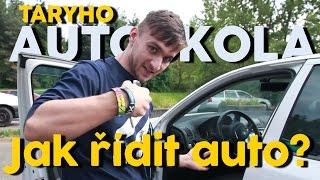 JAK ŘÍDIT AUTO | TARYHO AUTOŠKOLA