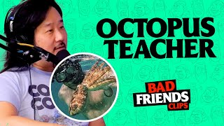 My Octopus Teacher on Netflix Tug On Your Heart Strings | Bad Friends Clips