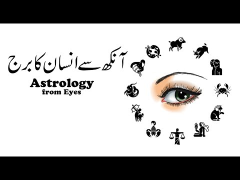 Astrology From Eyes || Documentary || ILM E NAJOOM || Mehrban Ali