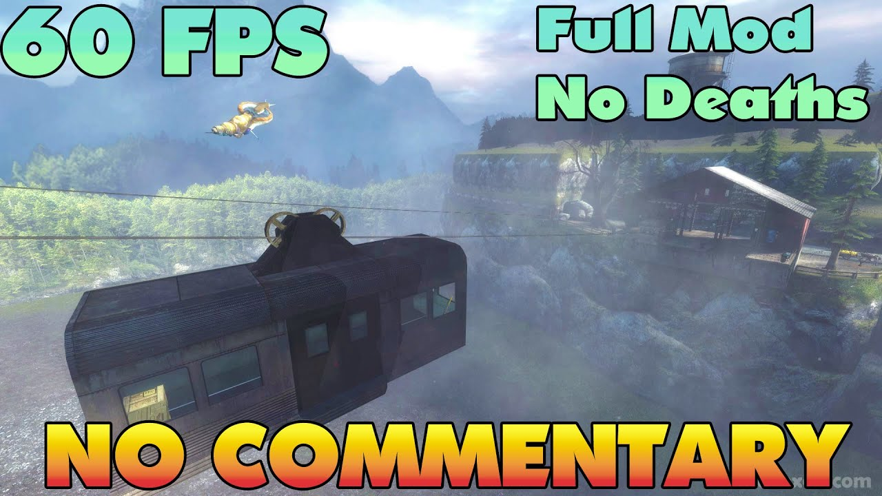 Half-Life 2: High Wire - Full Walkthrough 【NO Commentary】 【60FPS ...