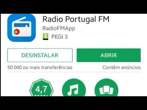 Rádios Online - Todas as Rádios Portuguesas no telemóvel - (Radio Portugal FM)