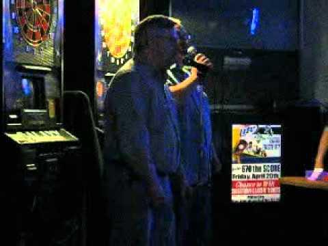 Blue Moon - The Marcels karaoke cover