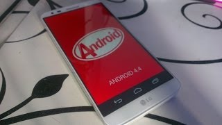 Install Android 4.4 Kit kat for LG G2 AOSPA[In 3 mins]