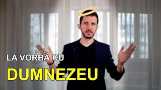 LA VORBA CU DUMNEZEU - schita Andrei Xmas