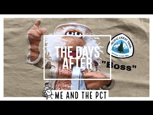 PCT 2018: The Days After - The Hardest Part Is Dealing With The Emotions.