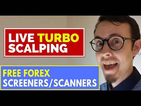 Free FOREX Screener AKA Scanner Exposed | LIVE Scalping