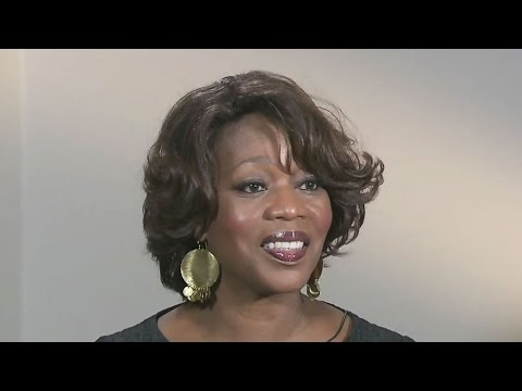 One-on-one with actress Alfre Woodard