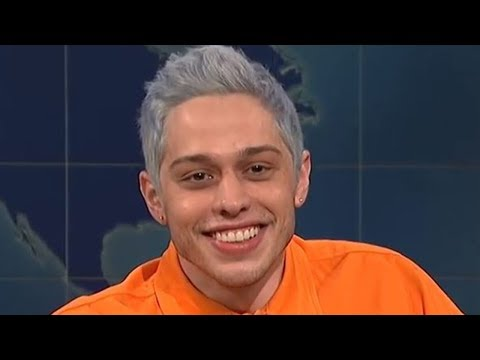 Pete Davidson GUSHES About Ariana Grande on SNL Mp3