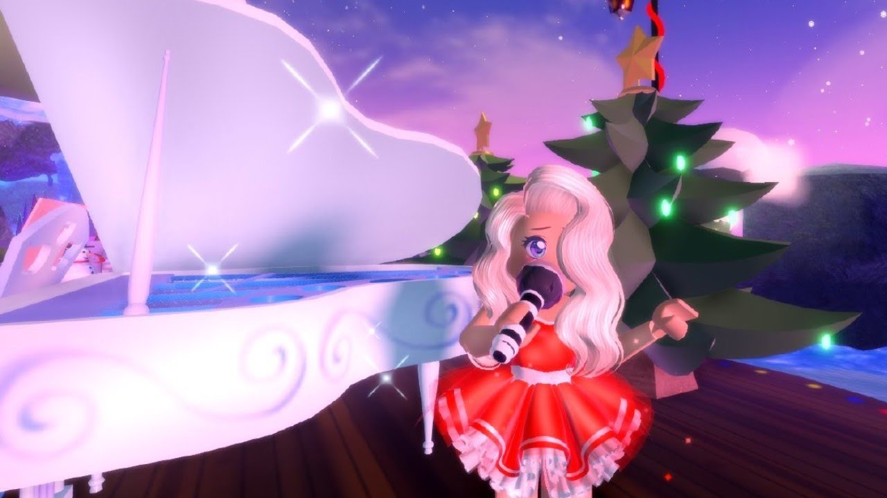 Download ♫ SANTA BABY| 90k SUB SPECIAL| Roblox Royale High Music Video