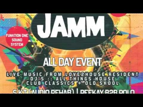 Love2House - All Day Party @ Brixton, JAMM www.Love2house.net 13.10.13