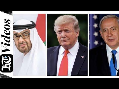 How The World Reacted To UAE - Israel Peace Treaty