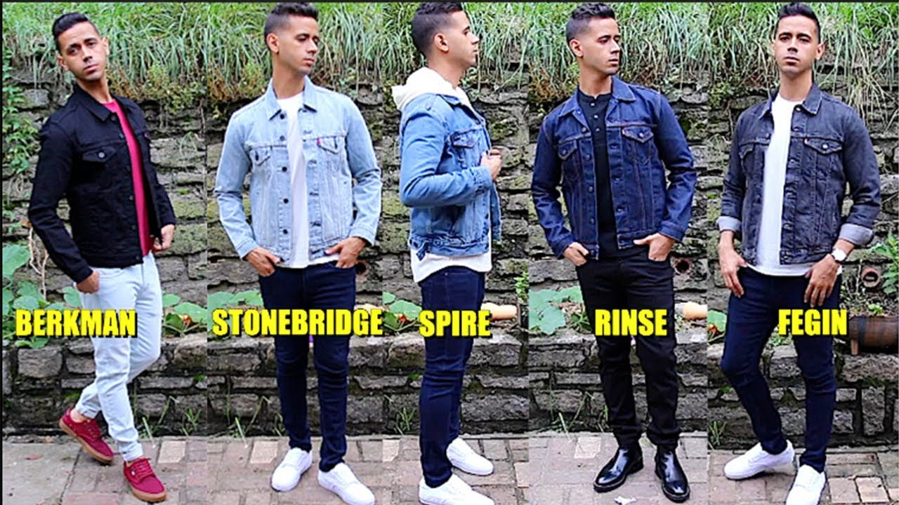 dab45f00b Levi's Trucker Jackets Sizing & Review + How To Style A Denim Trucker Jacket