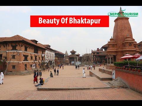 Bhaktapur Durbar Square amid Lockdown