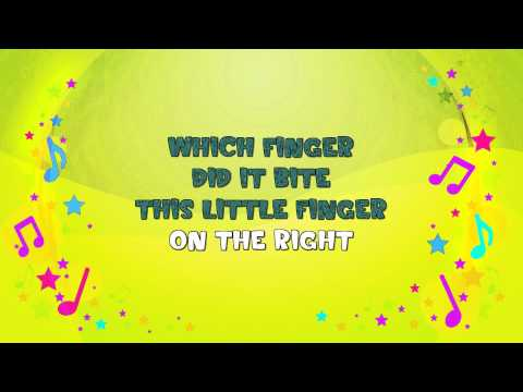 1 2 3 4 5 Once I Caught a Fish Alive | Karaoke | Counting Song | Nursery Rhyme | KiddieOK