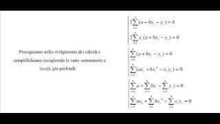 Interpolazione lineare Carraro e Zanellato