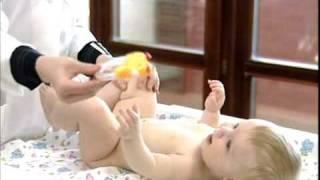 Гимнастика для детей до одного года(Скачать видео полностью? http://video.4ra.biz/?p=207 Специально для молодых родителей ВидеоКурс «Гимнастика для дете..., 2009-05-26T11:32:38.000Z)