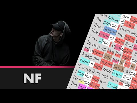 NF - Paid My Dues - 2nd verse - Lyrics, Rhymes Highlighted (184)