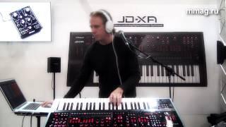 mmag.ru: Musikmesse 2015 - Roland JD XA - синтезатор, новая технология crossover