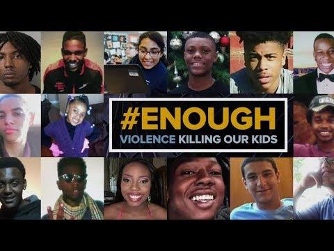 #Enough: Violence Killing Our Kids