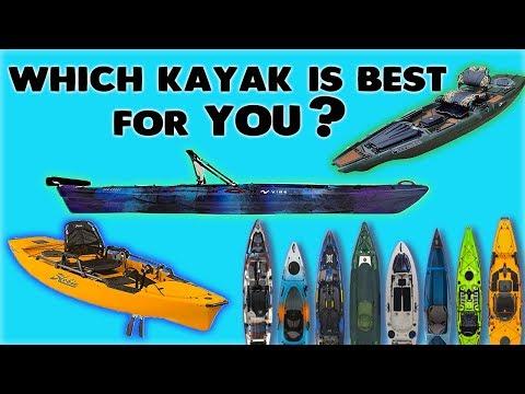 Buying a kayak? WAIT! Watch this!! KAYAK 101: 2017