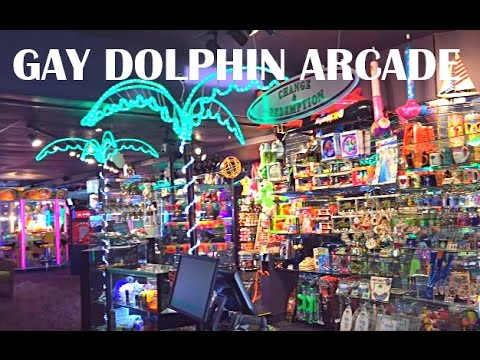Dolphin Arcade Boardwalk Myrtle Beach Attractions