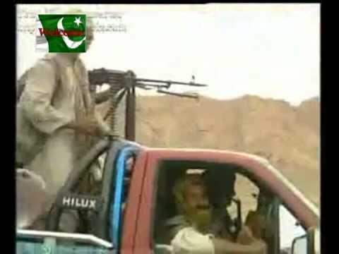 Balochs led by Siraj Raisani getting ready to CRUSH B.L.A