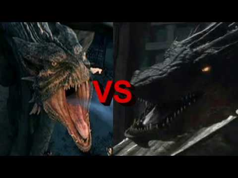 The Male Reign Of Fire Dragon V Smaug Who Would Win