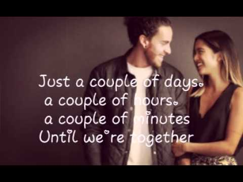 I'll be there soon - Us the duo + Lyric - YouTube