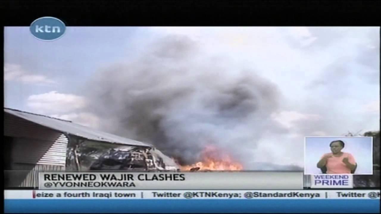 Download Inter-clan fighting between the Degodia and Garre communities continues in Wajir