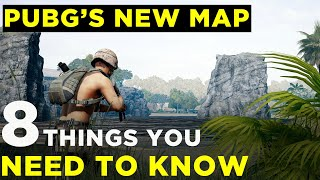 PUBG: NEW 4x4 MAP GAMEPLAY! — 8 Things to Know About PUBG's Jungle Map