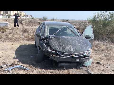San Diego: Car Crash in Otay Mesa 10232018