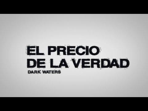 EL PRECIO DE LA VERDAD: DARK WATERS   Tráiler oficial