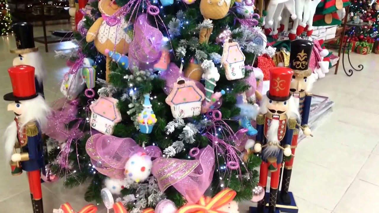 Decoracion arboles de navidad 2017 mu ecos y dulces parte - Arboles navidad decoracion ...