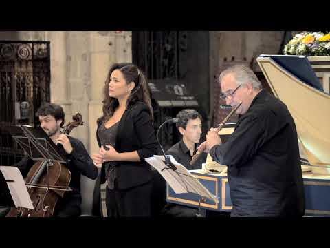 Händel: Sweet bird | Soledad Cardoso & Claudi Arimany