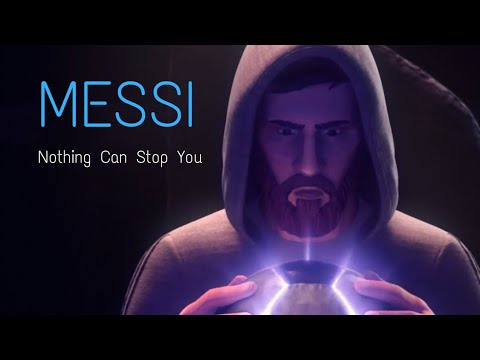 Lionel Messi – Nothing Can Stop You || Animated Motivational Movie || Gatorade New Ad