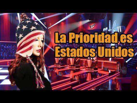 La Voz México no se Hará Para el Público Mexicano