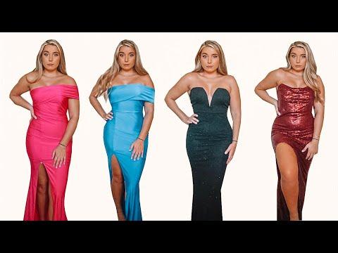 formal-dress-haul-|-homecoming-prom-|-fashionnova