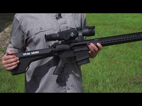 Difference in Velocity: 18 inch vs. 16 inch AR Barrel| Gun Talk