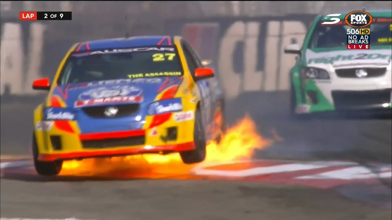 Kim Jane Ute Racing Fire Youtube