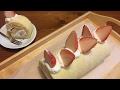 ふわふわロールケーキの作り方 の動画、YouTube動画。