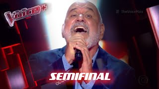 Zé Alexanddre canta 'That's What Friends Are For' na Semifinal - 'The Voice +' | 1ª Temporada