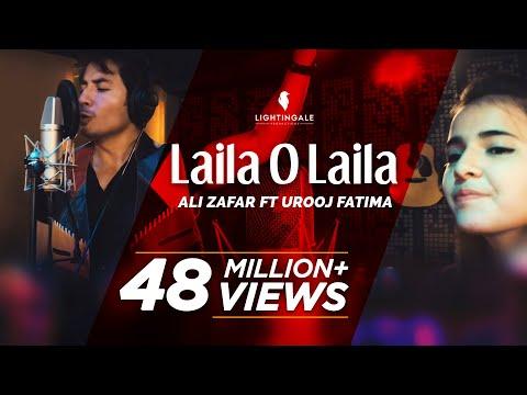 laila-o-laila---ali-zafar-ft-urooj-fatima- -lightingale-productions