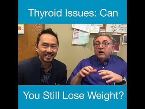 Thyroid Issues: Can You Still Lose Weight?