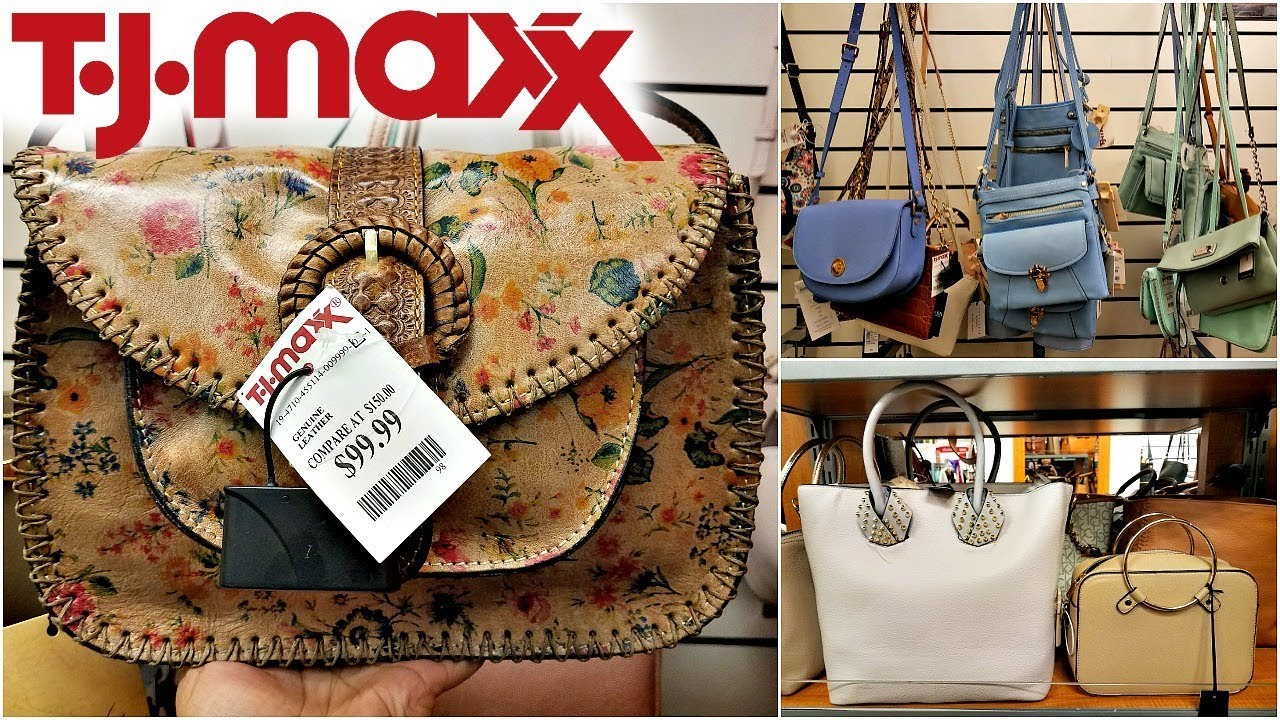 4d0f1db44c29 Shop WITH ME TJ MAXX HANDBAGS MARC JACOBS KATE SPADE CROSSBODY PURSE ...